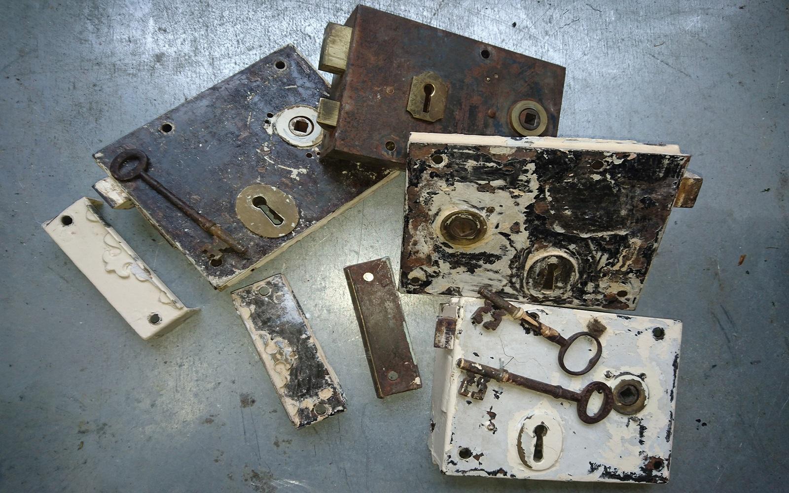 eritage lock restoration by RT Locks